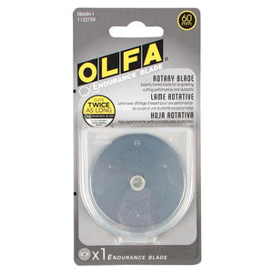 OLFA 60 mm Endurace Replacement Blades