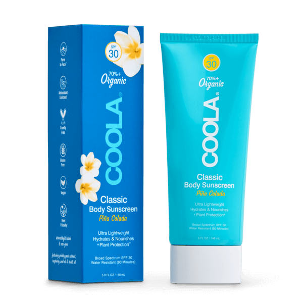 Coola Classic Body Organic Sunscreen Lotion SPF 30 - Elevate Beauty Store