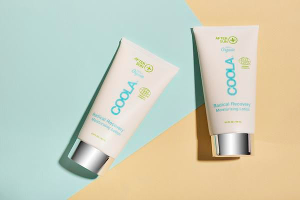 Coola Radial Recovery Eco-Cert Organic After Sun Lotion - Elevate Beauty Store