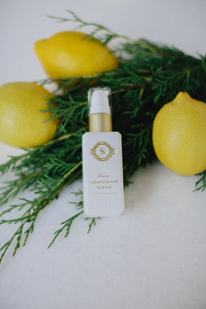 Sorella Lemon Lightening Serum - Elevate Beauty Store