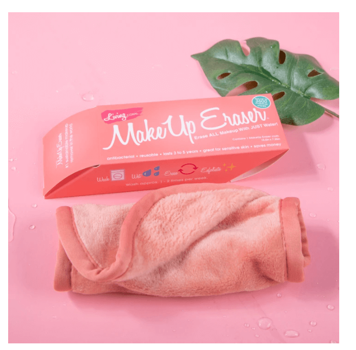 Makeup Eraser Living Coral - Elevate Beauty Store