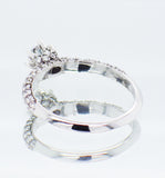 18ct White Gold 1.14 carat Diamond Engagement Ring