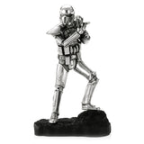 Royal Selangor Pewter STAR WARS Death Trooper Figurine Ref 017918R