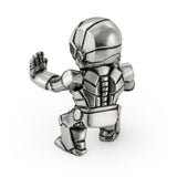 Royal Selangor Pewter MARVEL Iron Man Mini Figurine Ref 017944R