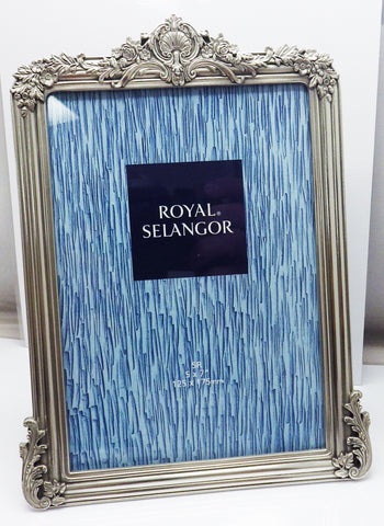 Royal Selangor Pewter 5x7 (125mm x 175mm) Photo Frame Ref 013487R