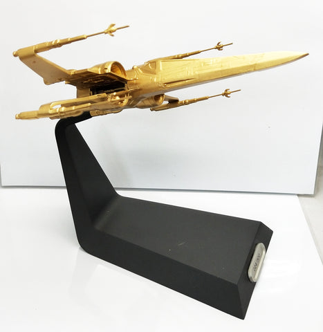 Royal Selangor Pewter STAR WARS vehicle X-Wing Starfighter Figurine Ref 017931E