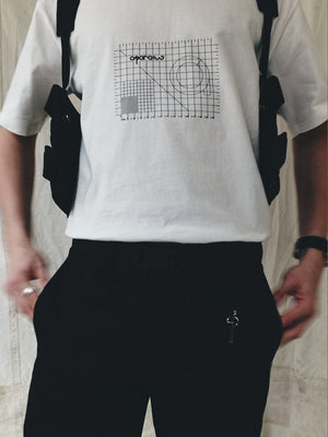 TECHNICAL TEE WHITE