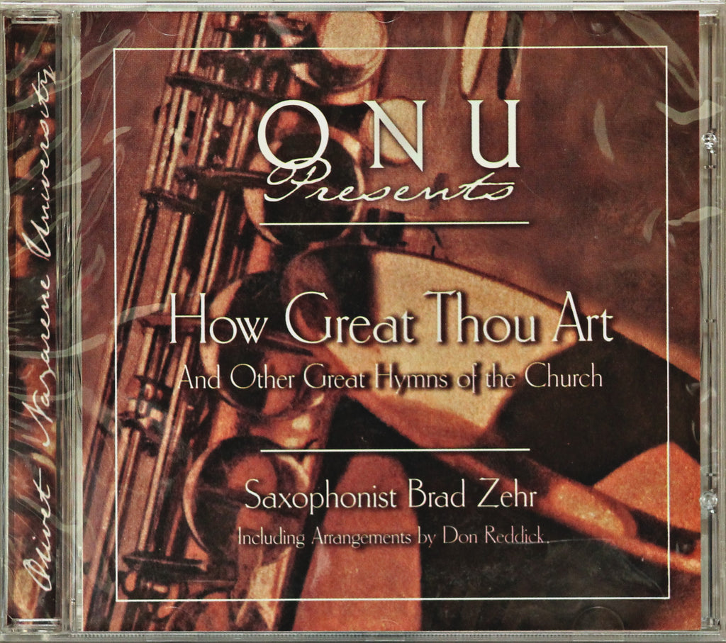 How Great Thou Art & Other Great Hymns of the Church