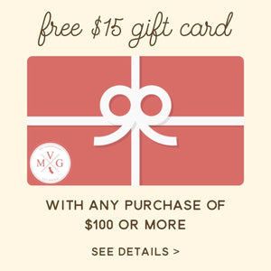 FREE $15 GIFT CARD