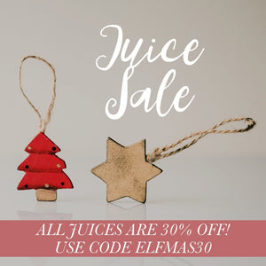 Holiday Juice Sale