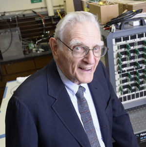 A Better Safer Battery? The Inventor of the Lithium Ion Battery introduces a New Alternative