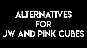 Alternatives to Jon Wayne and Pink Cubes