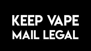 Keep Vape Mail Legal (Reject S.1253)
