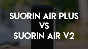 What's the difference between the Suorin Air Plus and Suorin Air?