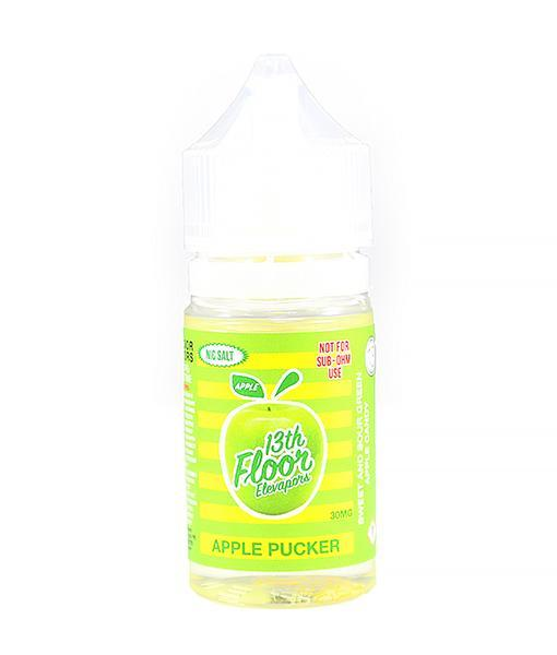 Tailored Vapors Juice Apple Pucker Salt
