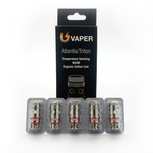 Aspire Accessories Aspire Atlantis/Triton Temperature Sensing Replacement Atomizer Coil 5-Pack