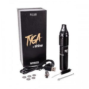 Atmos Herbal Vapes Atmos Tyga x Shine Pillar Vaporizer Kit