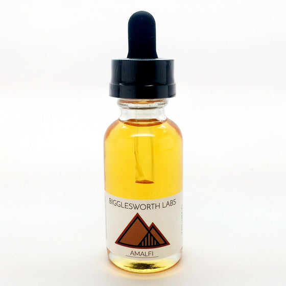Bigglesworth Labs Juice Amalfi | Almond Cake & Jam