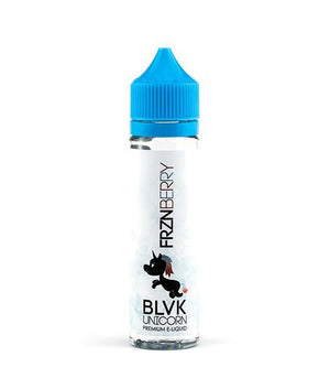 BLVK Unicorn Juice FRZNBerry | Strawberry & Menthol