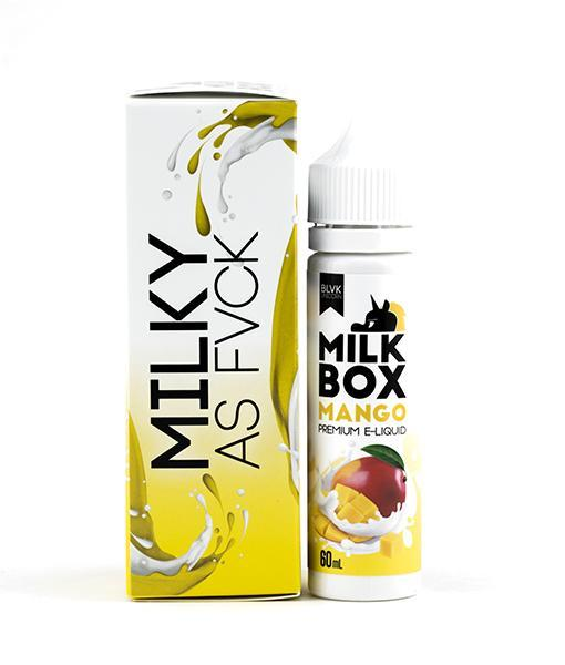 BLVK Unicorn Juice Milk Box Mango