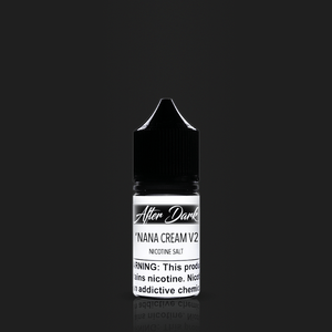 Bombies Juice 30mg Bombies 'Nana Cream V2 - Nicotine Salt | Banana Fruits and Cream