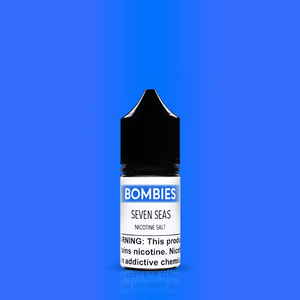 Bombies Juice Bombies Seven Seas - Nicotine Salt | Sweet Fruit
