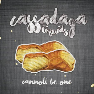 Cassadaga Liquids Juice Cannoli Be One