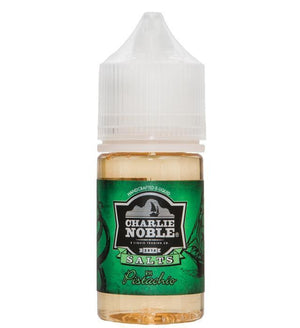 Charlie Noble Juice Pistachio RY4 Salt | Roasted Pistachio with Caramel Vanilla Tobacco
