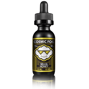Cosmic Fog Juice Milk & Honey | Milk Honey & Marshmallow