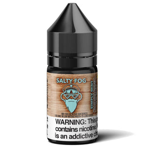 Cosmic Fog Juice Salty Fog Simply Mint