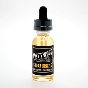 Cuttwood Juice Sugar Drizzle | Cinnamon Sugar Cookie in 15ml