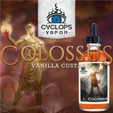 Cyclops Vapor Juice Colossus | Vanilla Custard