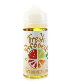 Fresh Pressed Juice Malibu Meltdown | Kiwi Watermelon & Berries