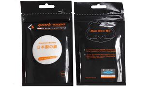 Geek Vape Accessories Koh Gen Do Cotton Pads 25-Pack