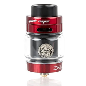 Geek Vape Accessories Red GeekVape Zeus Dual RTA Rebuildable Tank Atomizer