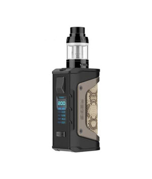 Geek Vape Vapes Snake Skin Trim GeekVape Aegis Legend 200W TC Kit