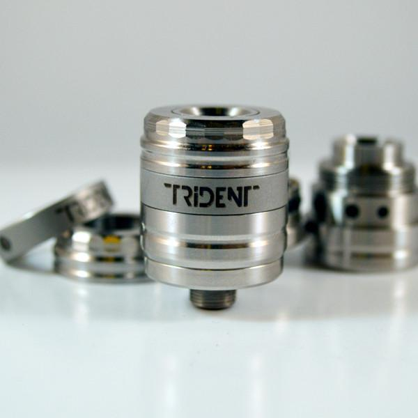 Grand Vapor Accessories Trident V2 Rebuildable Atomizer