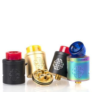 HellVape Accessories HellVape Aequitas RDA Rebuildable Dripping Atomizer