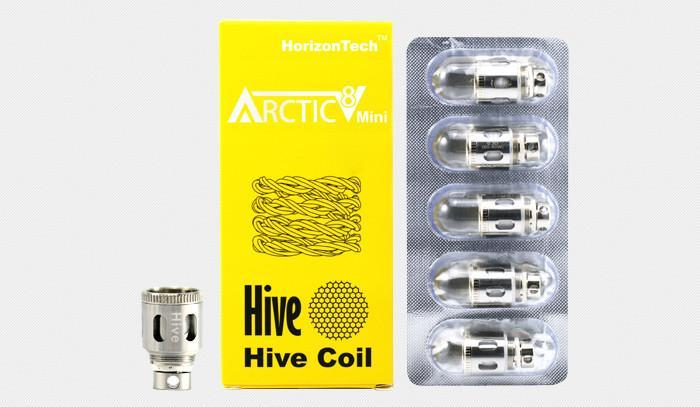 Horizon Tech Accessories Arctic Hive Replacement Coils (5-Pack)