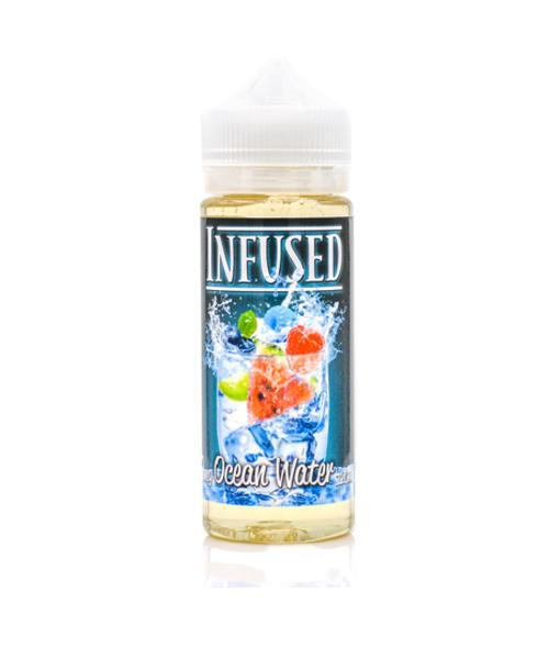 Infused Juice Ocean Water | Blueberry Raspberry Huckleberry Watermelon