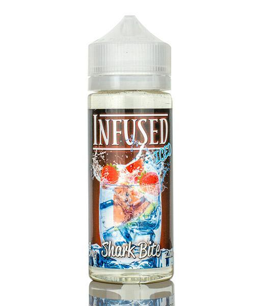 Infused Juice Shark Bite Iced | Menthol Watermelon Sucker