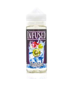 Infused Juice Tsunami | Sour Grape & Kiwi
