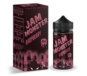 Jam Monster Juice Jam Monster Raspberry | Raspberry Jam & Toast