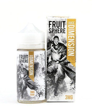 Juice Dimension Juice Fruit Sphere | Orange Pineapple & Kumquat