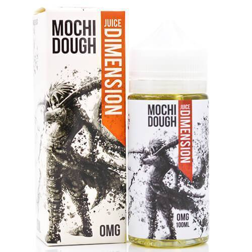 Juice Dimension Juice Mochi Dough | Mochi Lemon Donut