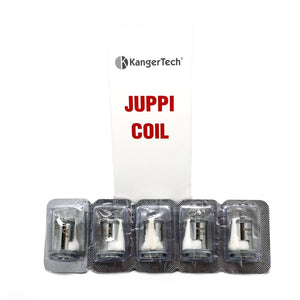Kangertech Accessories Kanger Juppi Replacement Coil 5-Pack