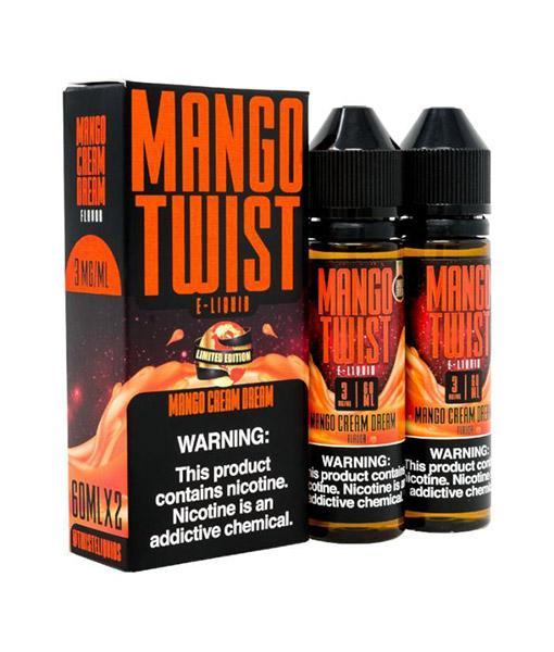Lemon Twist E-Liquids Juice Mango Twist Mango Cream Dream