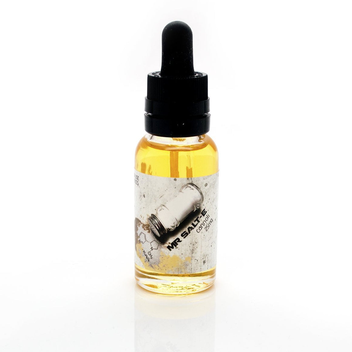 Mr. Salt-E Juice Cannoli