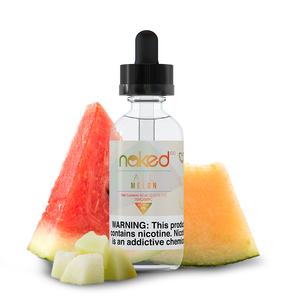 Naked 100 Juice Naked 100 All Melon | Watermelon Cantaloupe & Honeydew