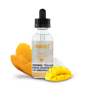 Naked 100 Juice Naked 100 Amazing Mango | Mango Peach & Cream